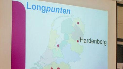Longpunt Hardenberg gaat verrassen